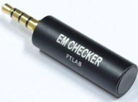 Лічильник електромагнітного випромінювання для телефону