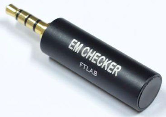Счетчик электромагнитного излучения для телефона