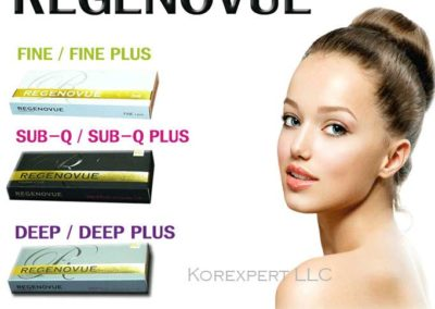 Filler with Hyaluronic Acid (Korea)