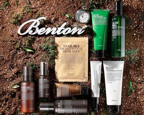 Benton — Корейская лечебная косметика оптом